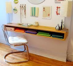 Furniture: Letter Leg Workspace Desk - Home Office Desk