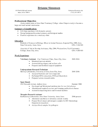 Veterinary Technician Resume Licensed Samplevesochieuxo Vet Tech