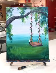 Painted Sky Designs Swings