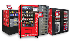 Custom Vending Machines Manufacturers New Safety Vending Machines PPE Vending Solutions Magid Glove