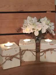 best 25 rustic candles ideas on wood candle