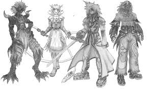 Manga Ideas Character Ideas For Fullmetal Kingdom By 4xeyes1987 On Deviantart
