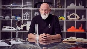 Ross Lovegrove's <b>Fashion</b> Awards <b>2019</b> trophy contains <b>double</b> helix
