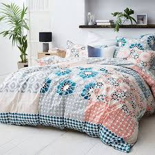 Quilt Covers | Buy Quilt Cover Sets Online or Instore | Target ... & Moroccan Tile Quilt Cover Set ... Adamdwight.com