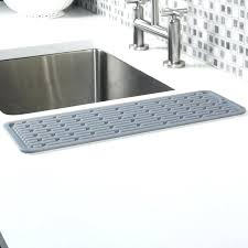kitchen drying mat good grips silicone wine glass drying mat kitchenaid reversible dish drying mat