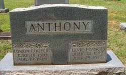 Edmon Cooper Anthony (1893-1949) - Find A Grave Memorial