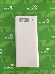 SIÊU RẺ] Vỏ và mạch pin sạc dự phòng LED, vỏ trắng, loại 8 khay pin 18650.,  Giá siêu rẻ 79,000đ! Mua liền tay! - SaleZone Store