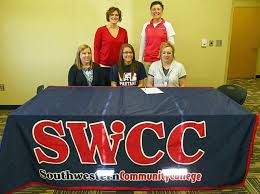 From a Vikette to a Spartan: VS senior strong to play volleyball for SWCC -  Sports - Vinton Today, A News Cooperative :: Vinton Iowa