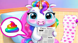 Fun <b>New</b> Born Pony Care <b>Kids</b> Game - My <b>Baby</b> Unicorn - <b>Cute</b> Pet ...