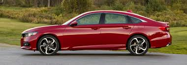 2018 honda accord pictures. brilliant pictures 2018 honda accord profile in red and pictures