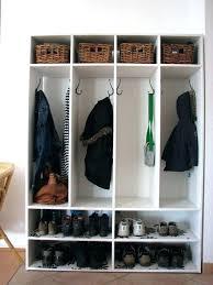 coat shoe rack