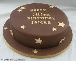 Mens 30th Birthday Extraordinary Birday Cake Designs Cakes For Men