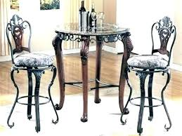 glass pub table and chairs glass breakfast table set glass pub table marble pub table elegant
