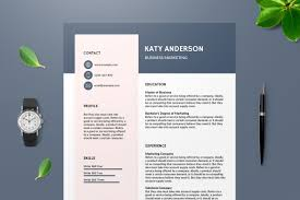 029 Creative Resume Template Free Download Ideas Montpellier