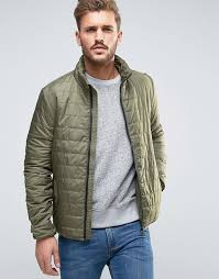 Only & Sons | Only & Sons Lightweight Quilted Jacket &  Adamdwight.com
