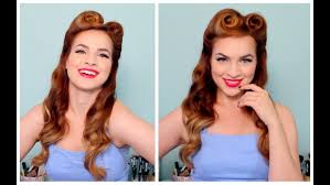 20 s 20 s pinup hair and makeup you las hairstyles long