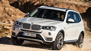 new car launches bmw2015 BMW X3 India launch soon  AutoColumn