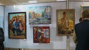 Открытие выставки Наставники и ученики  dsc03957 jpg