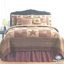 king bed comforters bedding sets cal quilt bedroom rustic western star twin queen california comforter measurements c