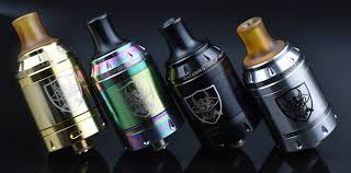 <b>Vandy Vape Berserker Mini</b> MTL RTA Review - Fall Back In Love ...