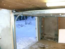 zero clearance garage door opener low clearance garage door opener steel door installation epic low headroom garage door installation exterior hardware low