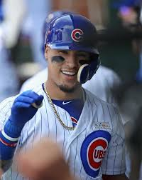 Javy baez is one of the most electrifying players in baseball. Cool Javier Baez Wallpaper Wallpaper Download