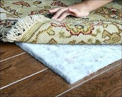 ideal rug pads for hardwood floors s3448763 wool carpet pad rug pad for hardwood floors large