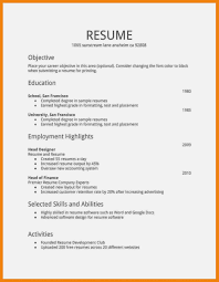 10 How To Make A Professional Resume Resume Samples