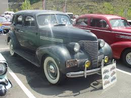 1939 Chevrolet Master DeLuxe Series JA Pictures, History, Value ...