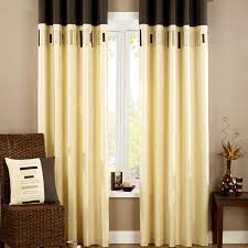 image of tab top on curtains