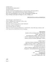 Audio Engineer Resume Sample Get Dissertation Help Online Services From Expert UK Writers 24