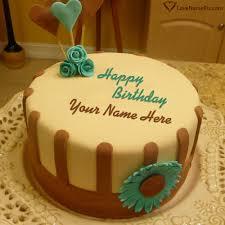 Best Online Birthday Cake Maker With Name Photo Happy Birthday