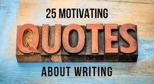 Writing Quotes Gorgeous Quotes About Writing