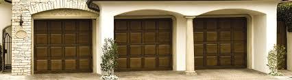 300 wood garage door custom stain