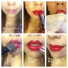 how to make your lipstick last