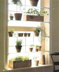 herbs window kitchen window herb garden planter windowsill gardens indoor hanging gar sill keep your vegetables close and your herbs closer laidback