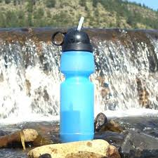 portable water filter bottle. Having Water On The Go Is Essential, And Nothing Makes That Easier Than 22 Ounce Sport Berkey Filtration Bottle. Powerful Filter Uses Portable Bottle U