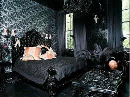 Modern Gothic Bedroom Awesome Gothic Bedroom Decor Hd9j21 Tjihome