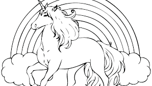 Unicorn Rainbow Coloring Pages Coloring Pages Unicorns Flying Unicorn Coloring Pages Unicorns
