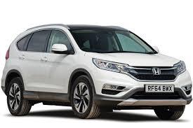 Honda Cr V Suv Review Carbuyer