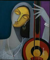 1057 best indian art ilration images on oil paintings by famous indian artists