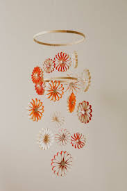 creative chandelier mobile best paper mobile ideas on paint chip mobile design 14