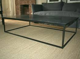 bluestone coffee table custom made stone with steel base for tables prepare 1 iron bluestone coffee table