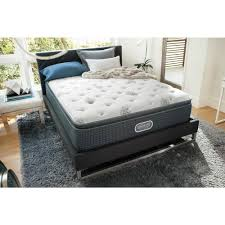 bed frame and mattress set. Beautyrest Silver River View Harbor Queen Luxury Firm Pillow Top Mattress Set Bed Frame And D