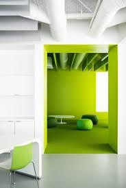 green office interior. GarciaTamjidi_Elastic-4 Green Office Interior