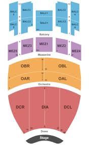 Performance Hall At Gaillard Center Tickets In Charleston