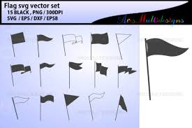 Free transparent banner vectors and icons in svg format. 2 Scrap Booking Flags Designs Graphics