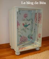 wood crate furniture diy. DIY Shabby Chic Side Table Wood Crate Furniture Diy