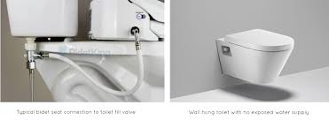 can i install a bidet toilet seat on a