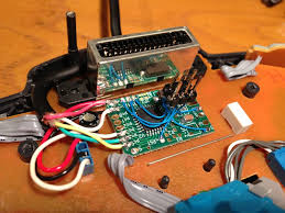 extenmote nes snes n64 or gamecube controller on wii or wii u 2013 02 alexandre installed the circuit inside a n64 controller